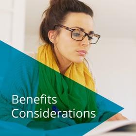 benefits-considerations