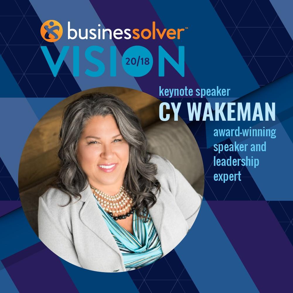 Cy Wakeman